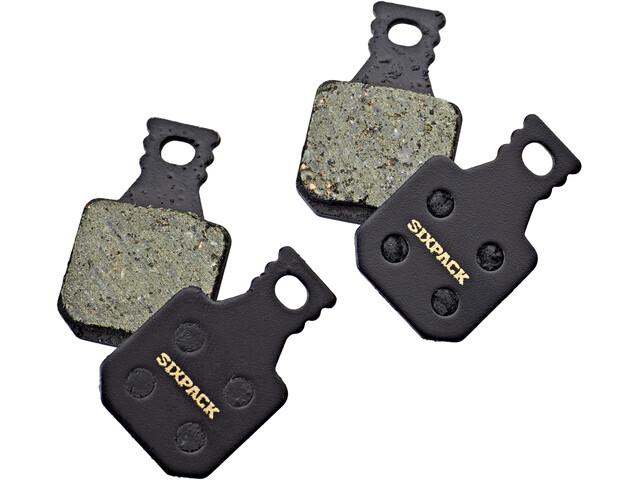 Sixpack Magura MT7 4 stempler Bremsebelægninger organisk